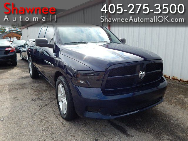 Pre-Owned 2012 DODGE RAM 1500 ST