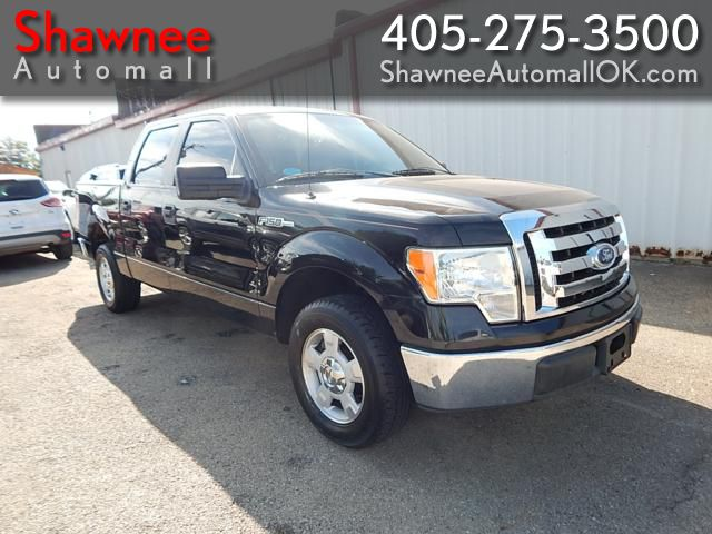 Pre-Owned 2010 FORD F150 SUPERCREW