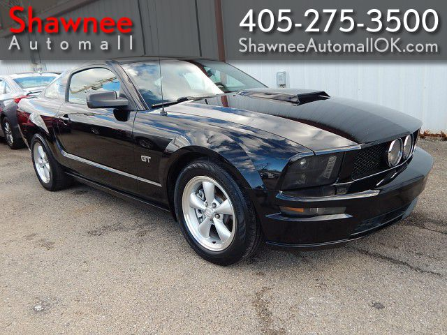 Pre-Owned 2008 FORD MUSTANG GT