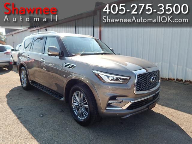 Pre-Owned 2019 INFINITI QX80