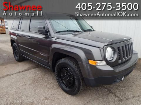 Pre-Owned 2015 JEEP PATRIOT SPORT Front Wheel Drive UT