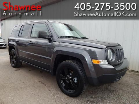 Pre-Owned 2015 JEEP PATRIOT SPORT 4WD Four Wheel Drive UT