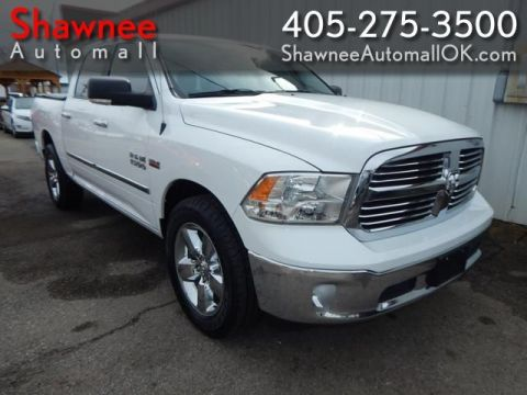 Pre-Owned 2014 Ram 1500 Big Horn RWD 4D Crew Cab