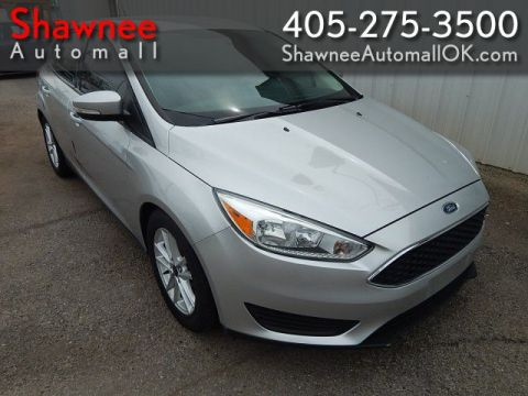 Pre-Owned 2016 FORD FOCUS SE Front Wheel Drive HB