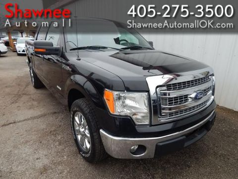 Pre-Owned 2013 FORD F150 SUPERCREW PK