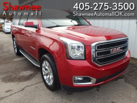 Pre-Owned 2015 GMC YUKON XL K1500 SLT Four Wheel Drive UT