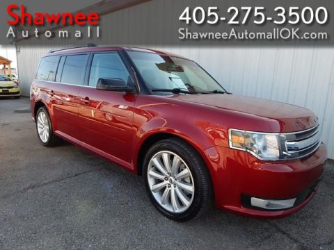 Pre-Owned 2014 FORD FLEX SEL Front Wheel Drive UT