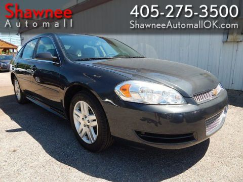 Pre-Owned 2016 CHEVROLET IMPALA LIMITED LT Front Wheel Drive SD