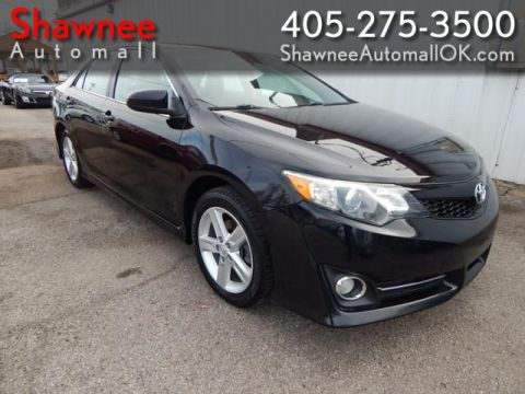 Pre-Owned 2014 TOYOTA CAMRY SD