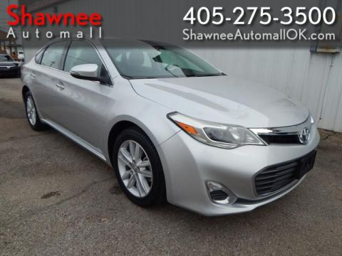 Pre-Owned 2013 TOYOTA AVALON BASE SD