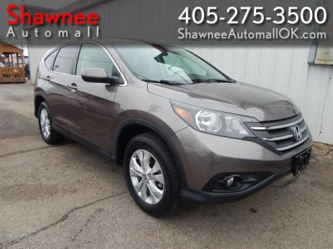 Pre-Owned 2012 Honda CR-V EX Four Wheel Drive UT