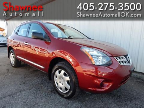 Pre-Owned 2015 NISSAN ROGUE SELECT S Front Wheel Drive UT