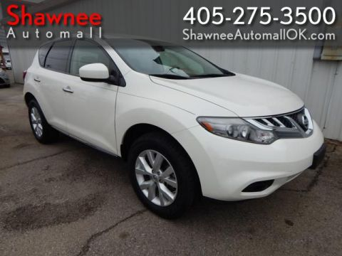 Pre-Owned 2014 NISSAN MURANO Front Wheel Drive UT